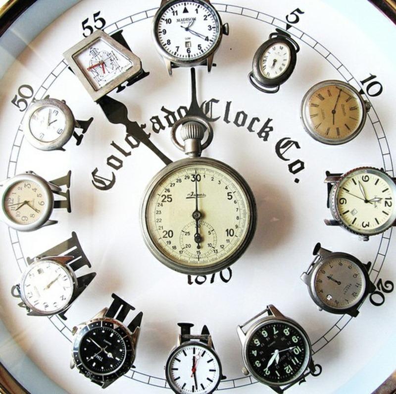 Wall Clock Ideas