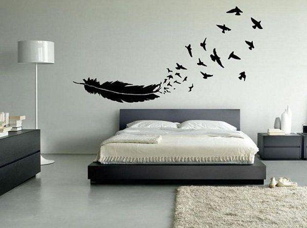 45+ Beautiful Wall Decals Ideas | Cuded | Star wars room, Star .