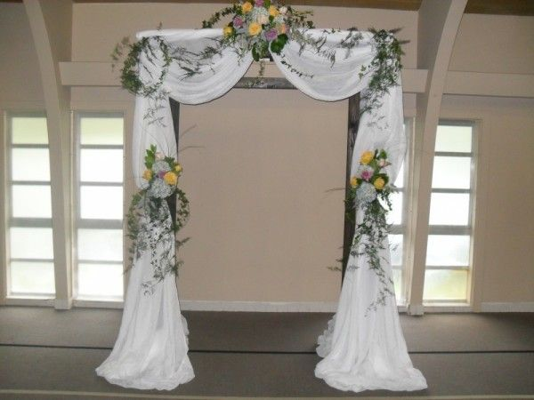 Photo Gallery - Photo Of Arch Rentals with Beautiful Flowers .