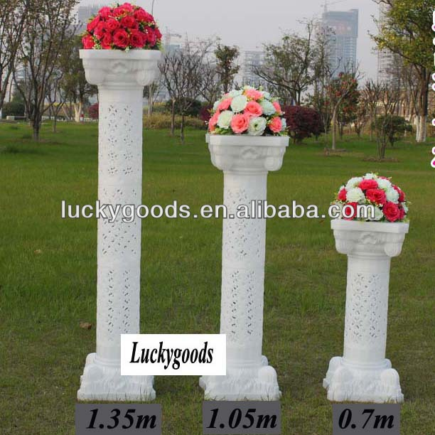 Luckygoods Quality Party And Wedding Pillars Columns For Sale .