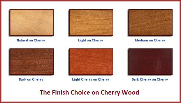 wood stain for cherry - Google Search | Cherry wood stain .