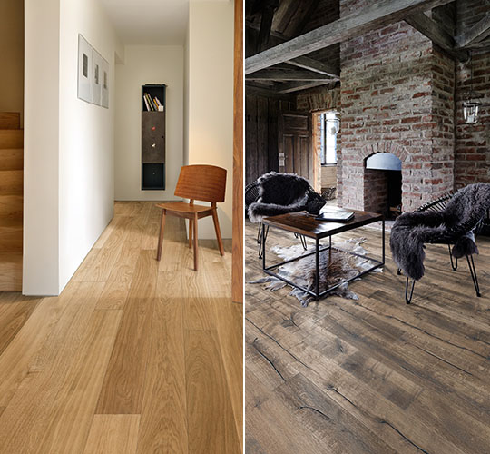 Why is hardwood flooring company important?