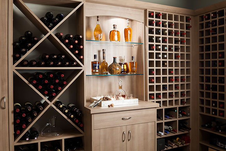 Wine Storage Ideas: Cabinetry & Cellar Solutions for Any Sized Spa