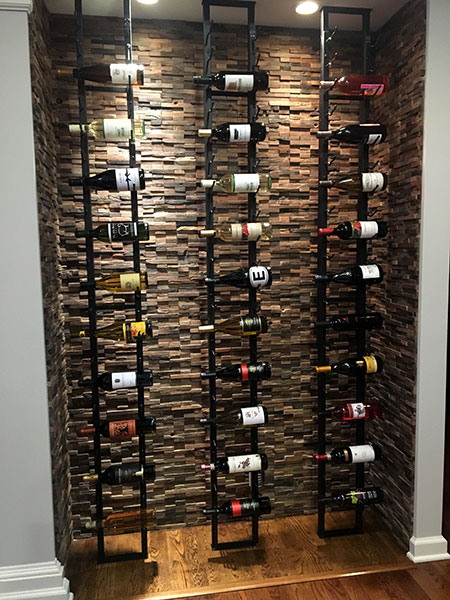 Wine Storage Ideas for Small Spaces - Converting Small Spaces .
