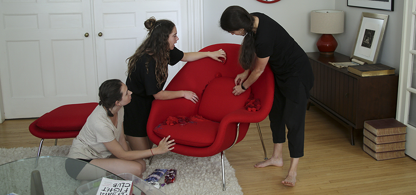 Hobart and William Smith Colleges - The Womb Chair Spea