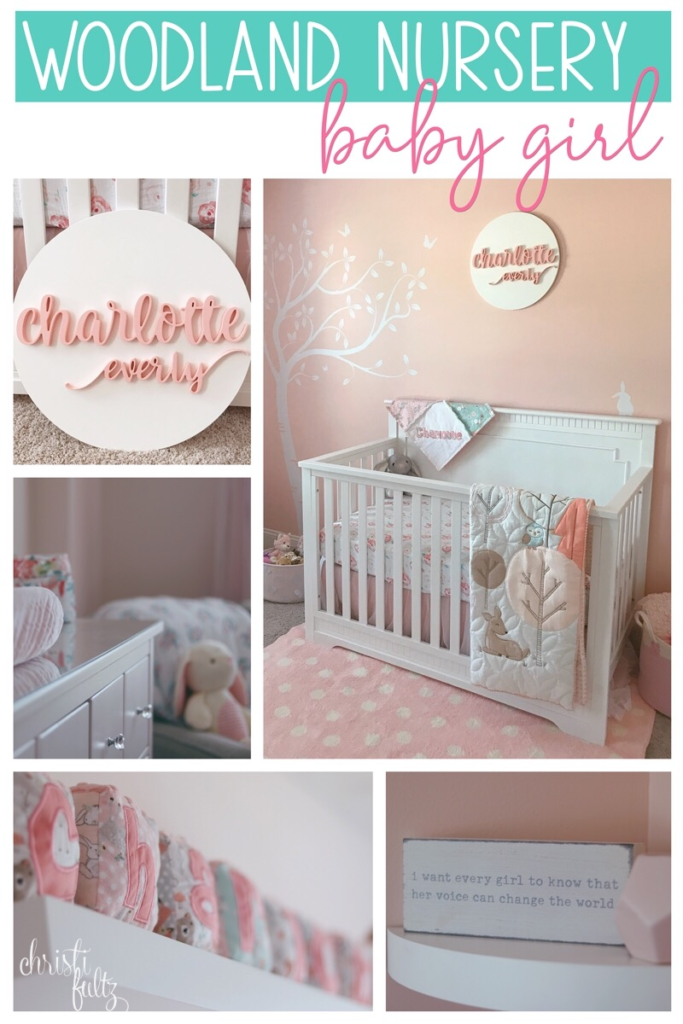 Woodland Nursery Decor