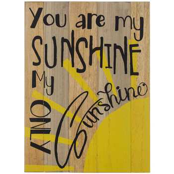 You Are My Sunshine Wood Wall Decor | Hobby Lobby | 11297